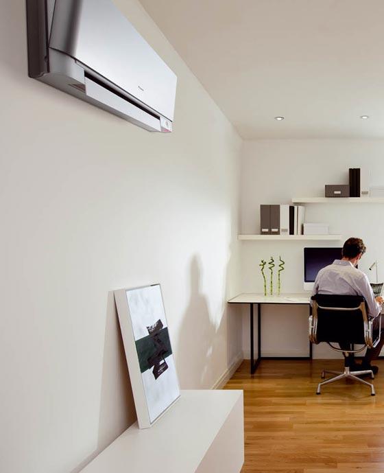 condizionatore daikin emura per ufficio