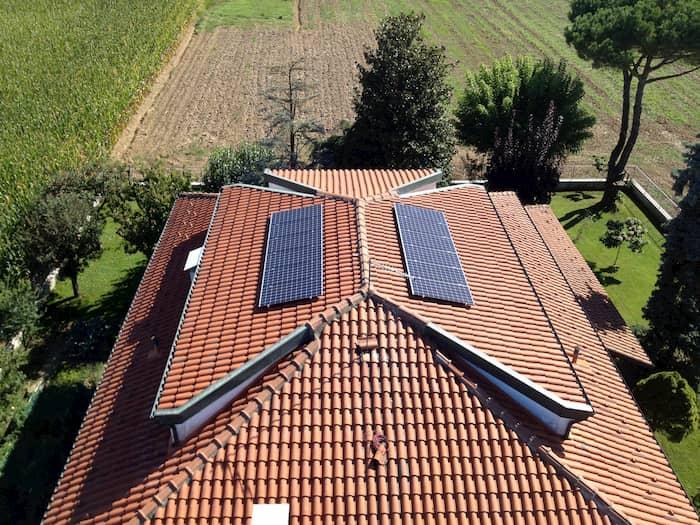 pannelli fotovoltaici sul tetto provincia di asti elettrosistemi