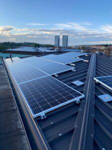 pannelli fotovoltaici sul tetto ad asti elettrosistemi