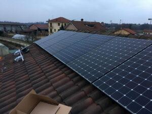 energia rinnovabile fotovoltaico elettrosistemi