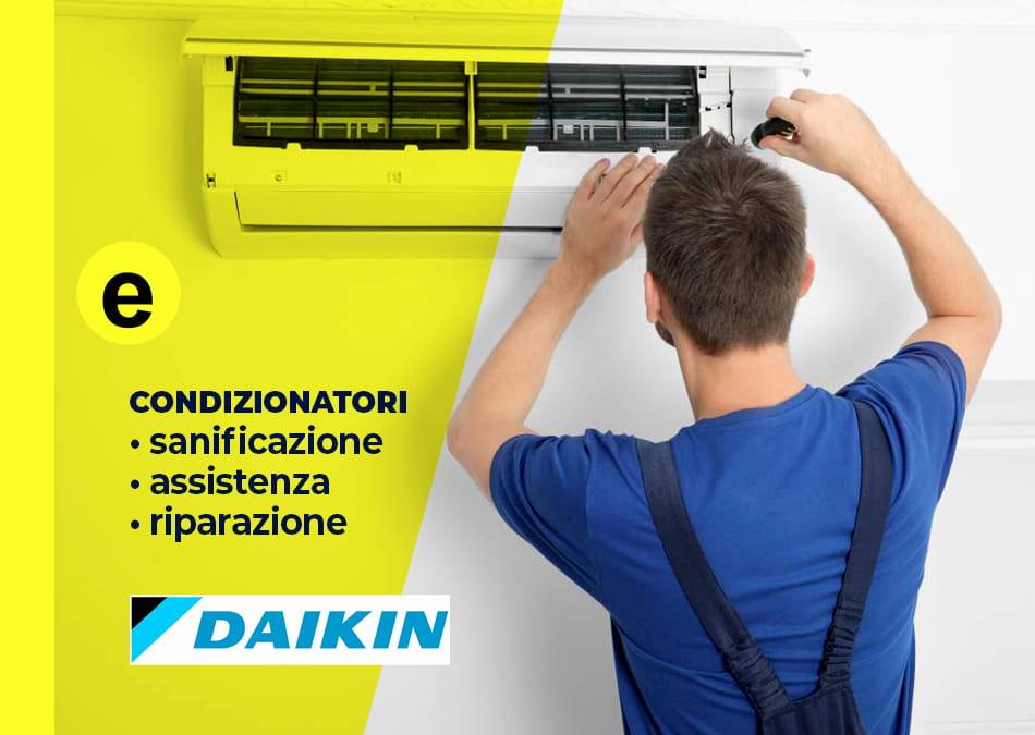 sanificazione condizionatori