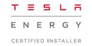 Tesla energy logo elettrosistemi