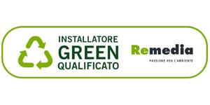 Installatore green elettrosistemi