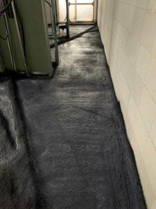 massetto per impianto a pavimento radiante