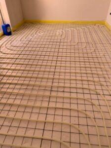 impianti di riscaldamento a pavimento pannello radiante