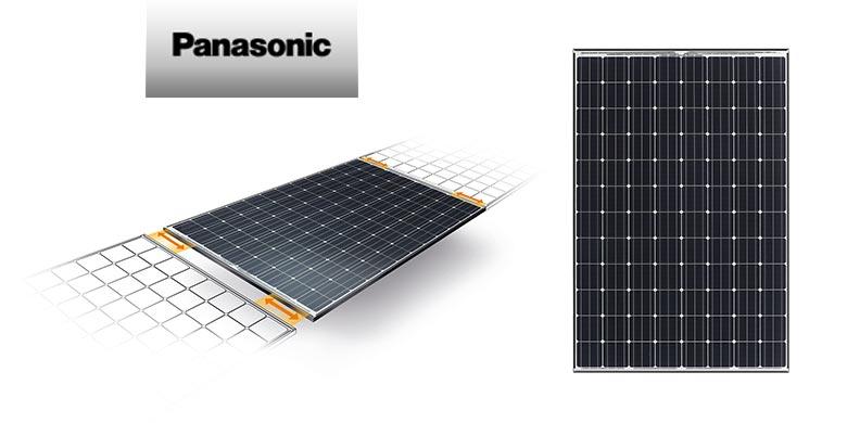pannelli fotovoltaici Panasonic HIT