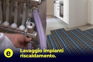 lavaggio impianti riscaldamento