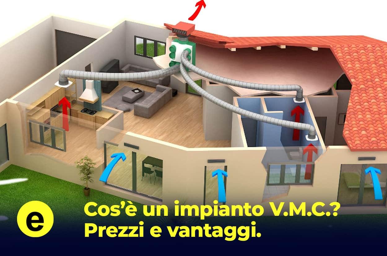 Impianti ventilazione meccanica